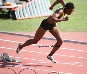 Sprinter, Aliann Pompey
