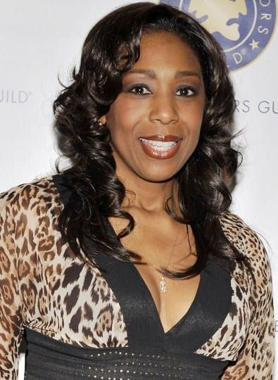 Actress Dawnn Lewis