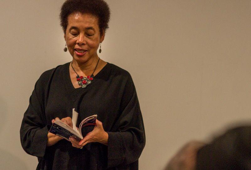 Poet Grace Nichols