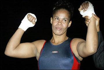World Champion Gwen O'Neil