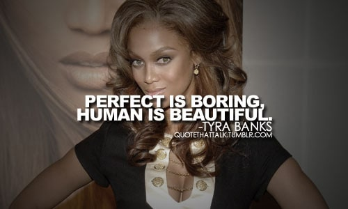 You're Only Human....