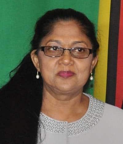 Sita Nagamootoo