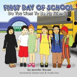 First Day of School - Do You Want to Be My Friend