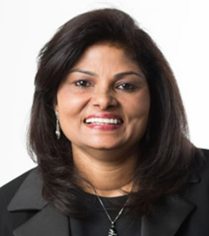 Indranie Persaud, President of Aurochemicals
