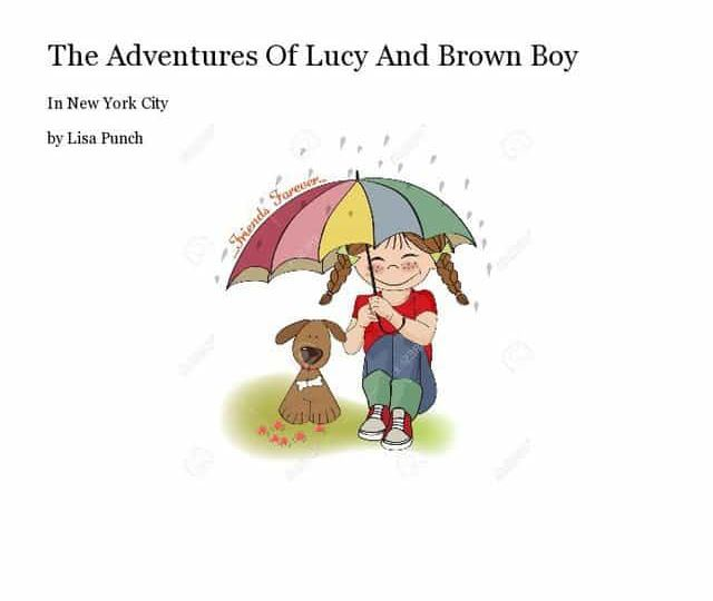 The Adventures Of Lucy And Brown Boy