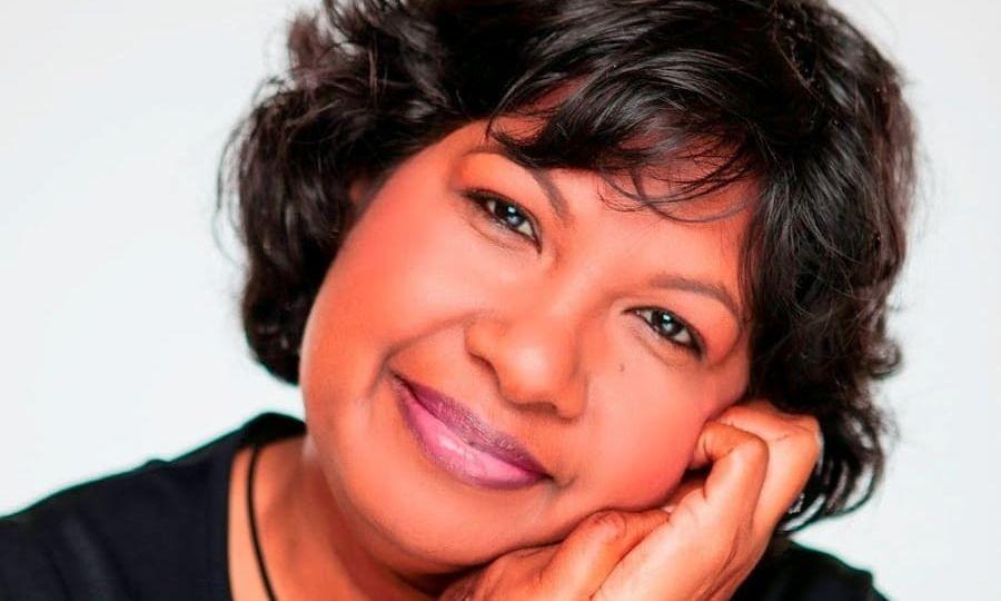 Author and Domestic Violence Advocate Sukree Boodram