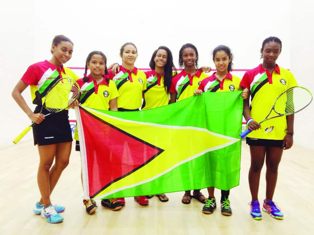 Georgetown guyana girls