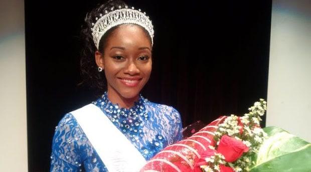 Miss World BVI