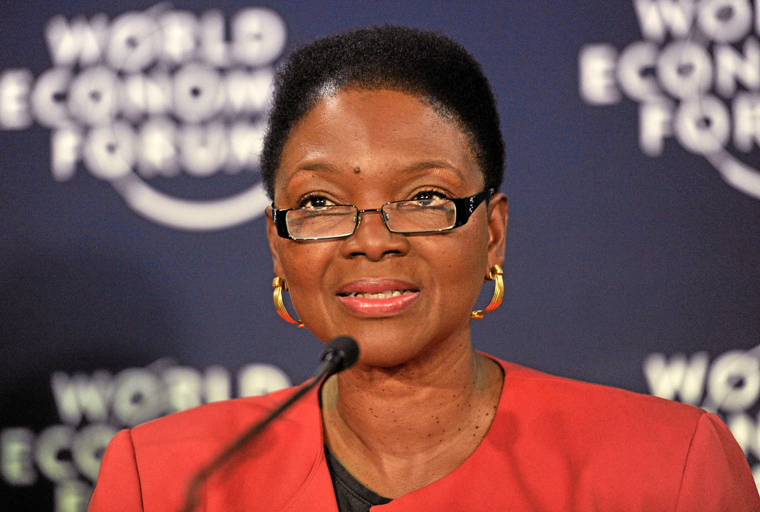 Baroness Valerie Amos, Undersecretary-General for Humanitarian Affairs and Emergency Relief Coordinator, United Nations, New York Photo Credit: Flickr