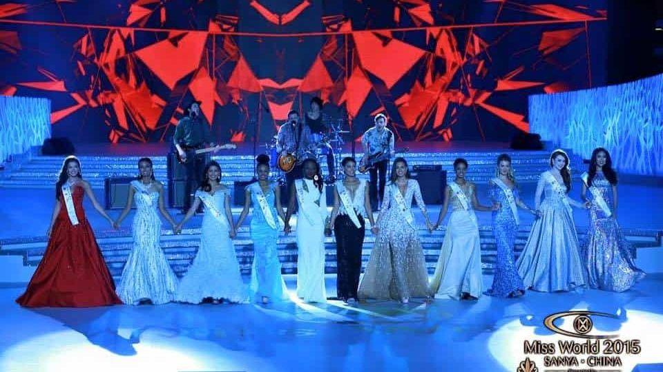 Miss World 2015 Top 10 Finalists