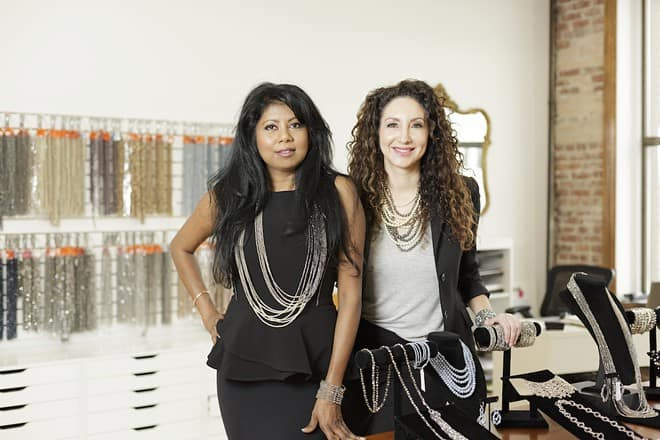 Sharmilla Persaud and Arianna Brooke, Co-Founders of Millianna