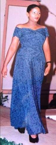 Sabrina as a model