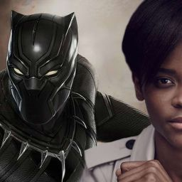 Actress Letitia Wright