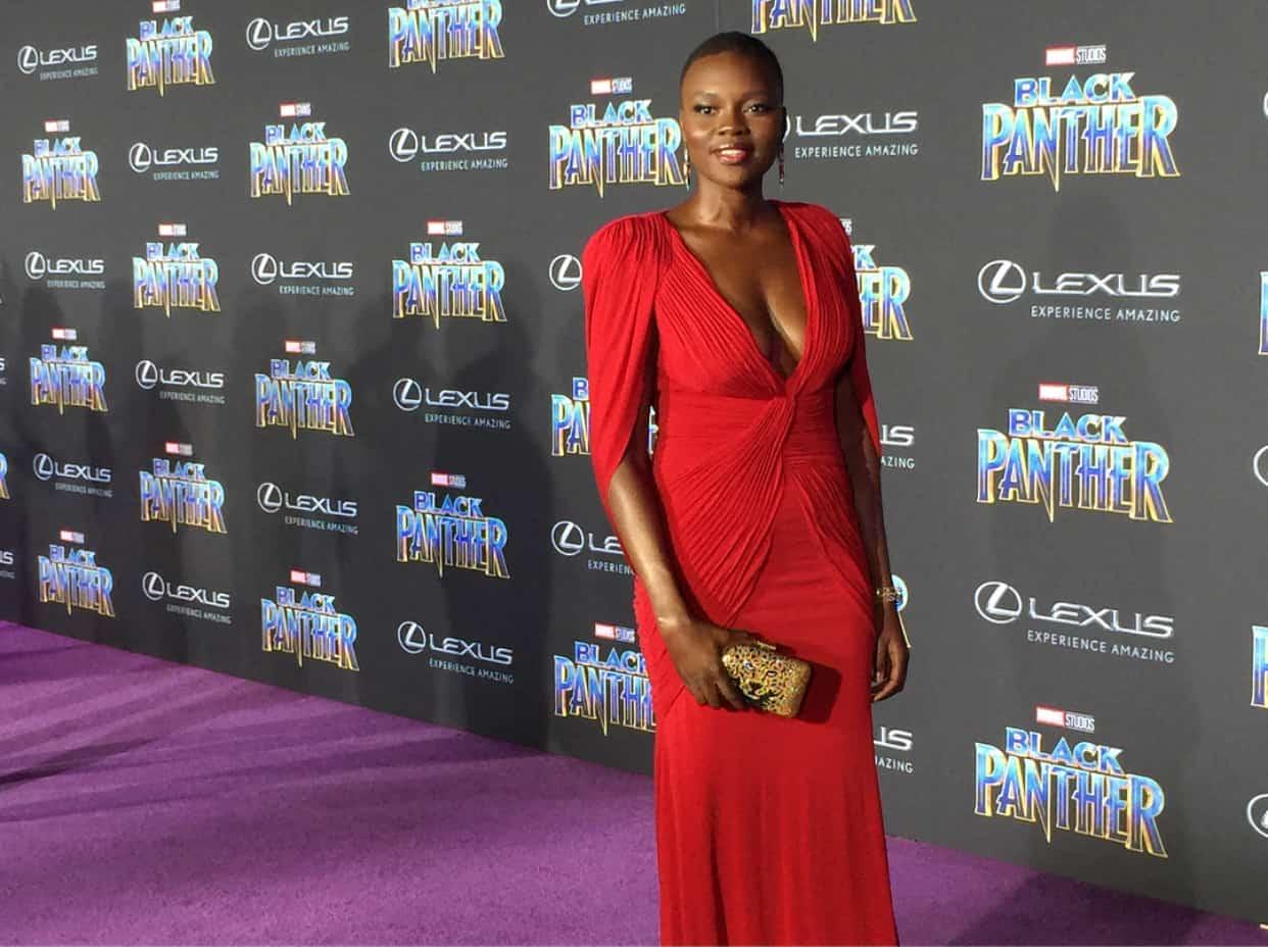 Actress Shaunette Ren 233 E Wilson Brings More Guyanese Girl
