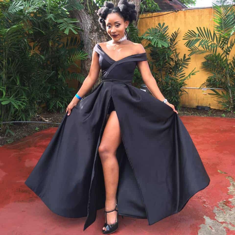 Designer, Keisha Edwards