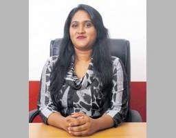Guyana's first woman press association president thinks big
