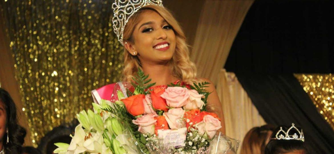 Guyanese Contestant Crowned Miss West Indian Canadian 2017