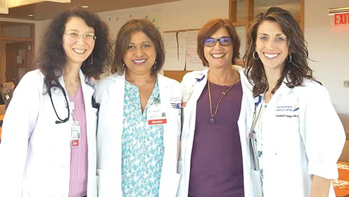 She Rocks! Meet Dr. Nadia Nalini - A Dedicated Hematology/Oncology Practitioner