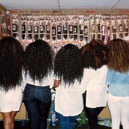 "How Kansas City's Braid Heaven Perfected the ""Bubble Braid"" Technique for Natural Hair"