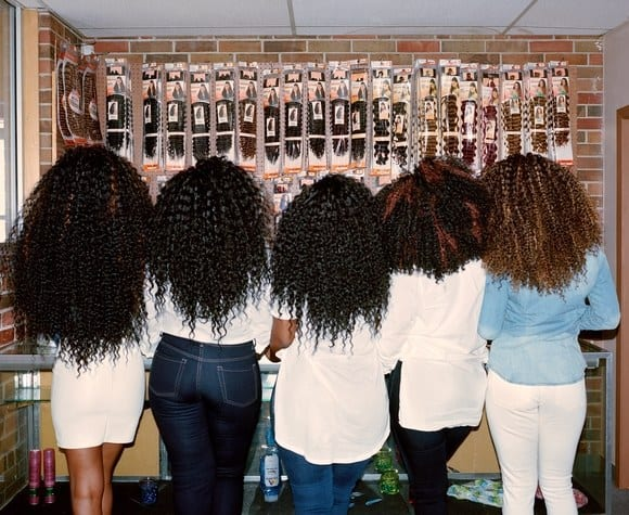 "How Kansas City's Braid Heaven Perfected the ""Bubble Braid"" Technique for Natural Hair"