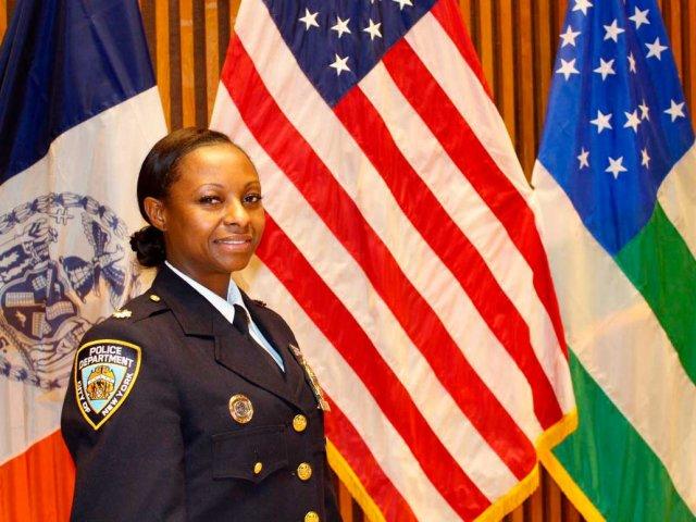 Deputy Inspector Rhonda O'Reilly-Bovell
