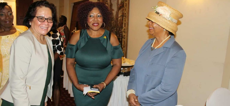 First Lady of Guyana, Sandra Granger
