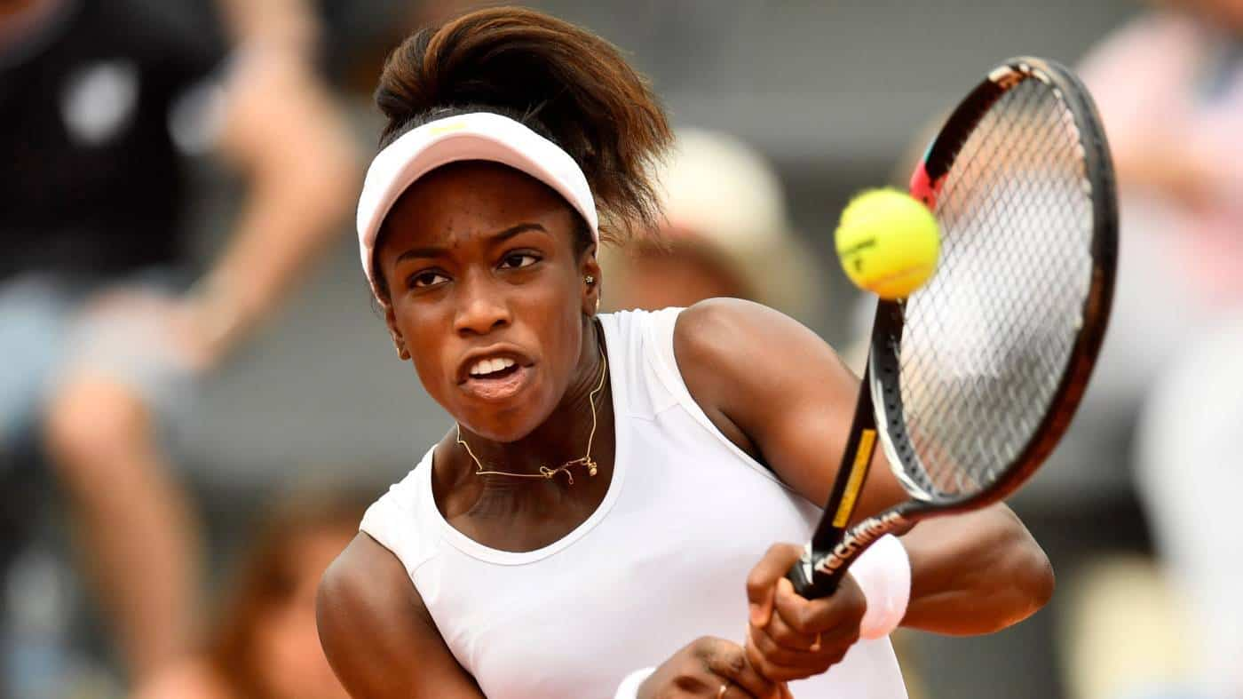Sachia Vickery's career on the rise heading into Wimbledon