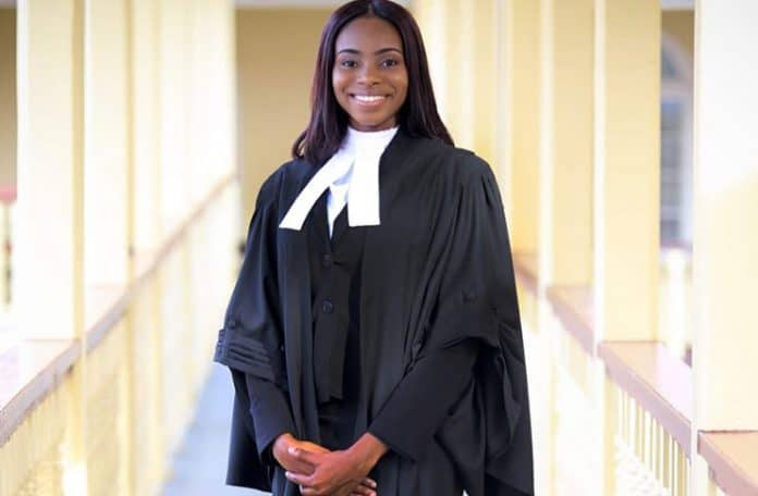 Focus reaps success | Lawyer, Ayana Fable tells her story