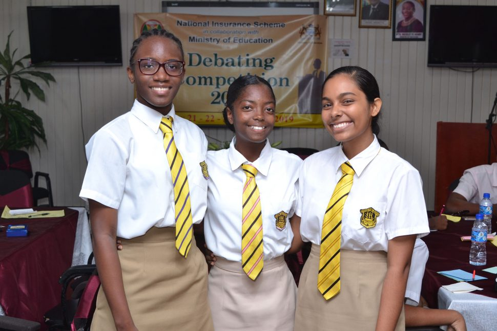 QC wins NIS debating competition semis