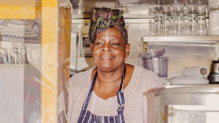 London's Finest Guyanese Street Food Is at the Heart of Elephant and Castle